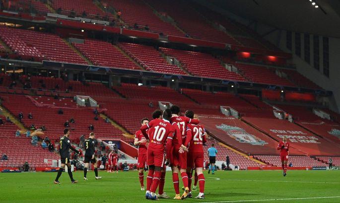 Клоппу хватит. Ливерпуль - Аякс 1:0. Обзор матча и видео гола