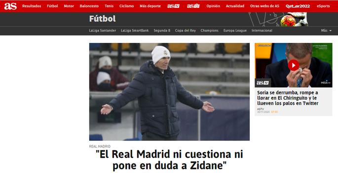 Киев видел и лучшую версию Реала, и ужасный матч. Испанские СМИ про игру Шахтер - Реал - изображение 3