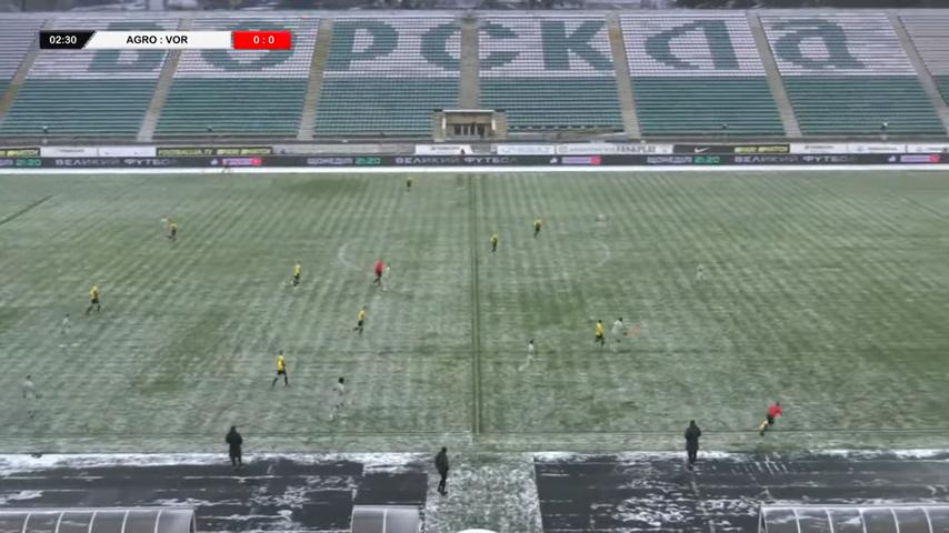 Сенсационно финалист Кубка Украины, Ворскла, вылетает от команды из Первой лиги - изображение 1