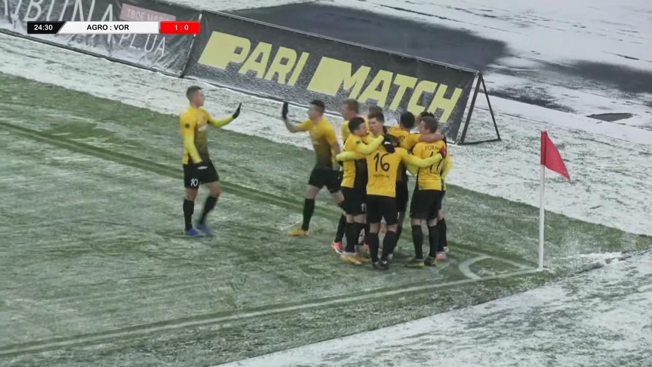 Сенсационно финалист Кубка Украины, Ворскла, вылетает от команды из Первой лиги - изображение 3