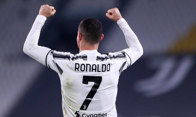 В ворота Бущана. Роналду забил 750-й гол в клубной карьере
