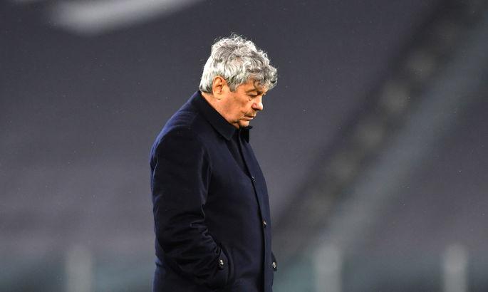 Мирча Луческу после поражения Ювентусу: Я принимаю ошибки наших молодых игроков