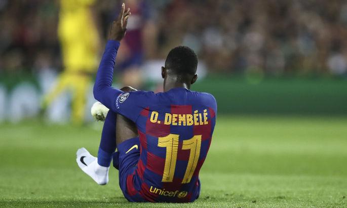 Герой футбольного дня. Усман Дембеле