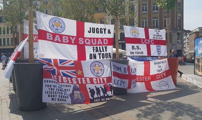 История Baby Squad. Как болельщики Лестера стали одними из самых жестоких в Англии - изображение 1