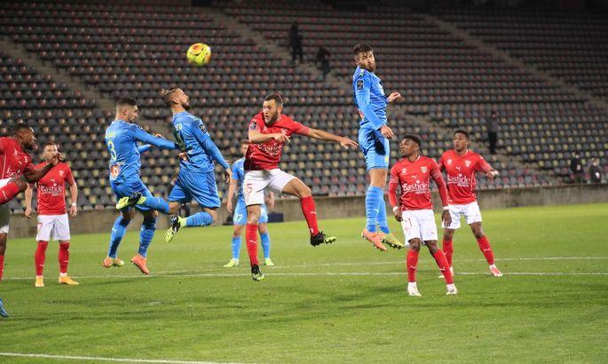 Ліга 1. Нім - Марсель 0:2. Генії неяскравих перемог