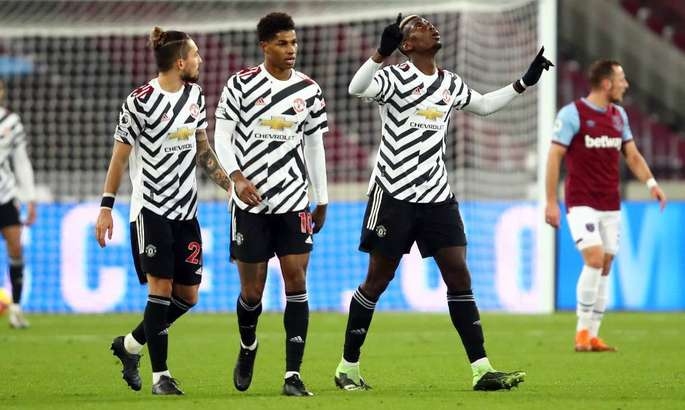 Вест Хэм - Манчестер Юнайтед 1:3. Когда поддержки болельщиков недостаточно - изображение 1