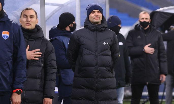 Остап Маркевич: Пока я буду в Мариуполе, привилегий ни для Динамо, ни для Шахтера не будет