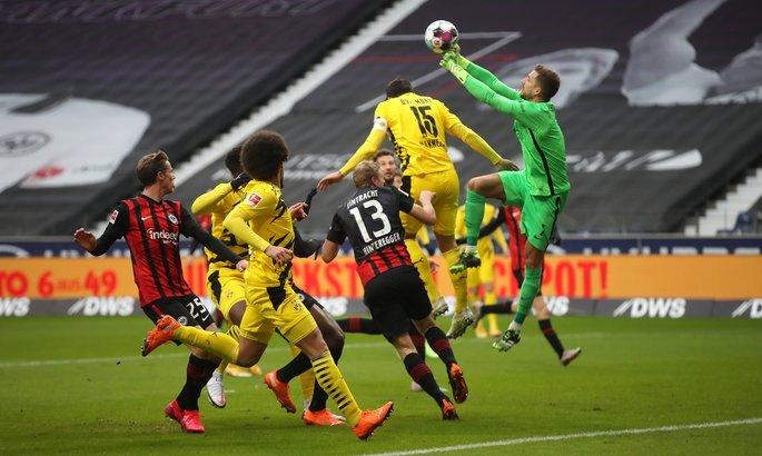 Айнтрахт - Боруссія Дортмунд 1:1. Огляд матчу та відео голів