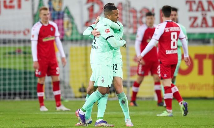 Фрайбург - Боруссия Менхенгладбах 2:2. Обзор матча и видео голов