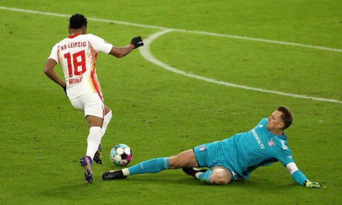 Бавария - РБ Лейпциг 3:3. Обзор матча и видео голов