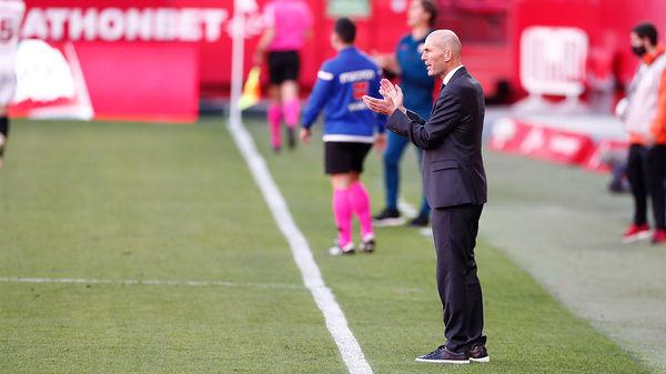Зідан виправляє помилки. Севілья - Реал 0:1. Огляд матчу та відео голу