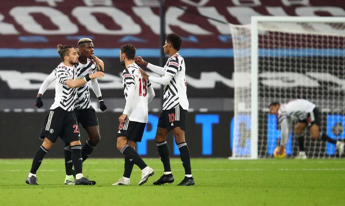 Погба вміє! Вест Гем - Манчестер Юнайтед 1:3. Відео голів та огляд матчу