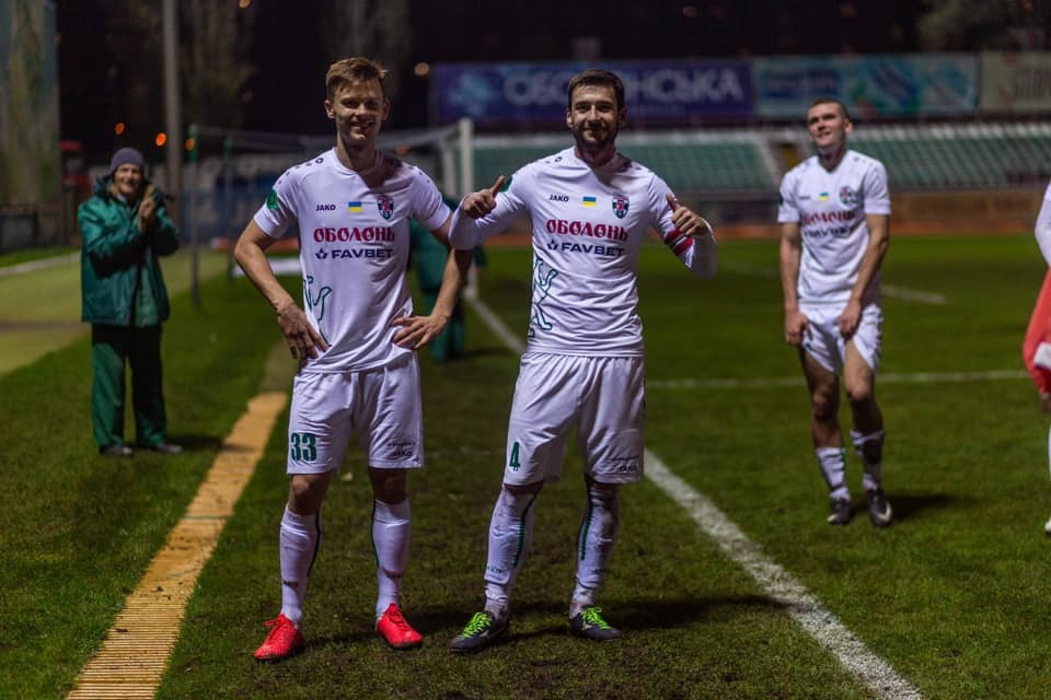 Збірна півріччя чемпіонату Першої ліги від UA-Футбол - изображение 8
