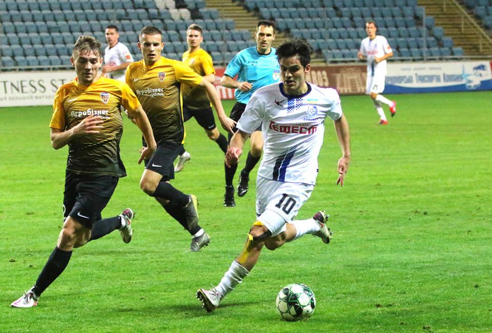 Збірна півріччя чемпіонату Першої ліги від UA-Футбол - изображение 10