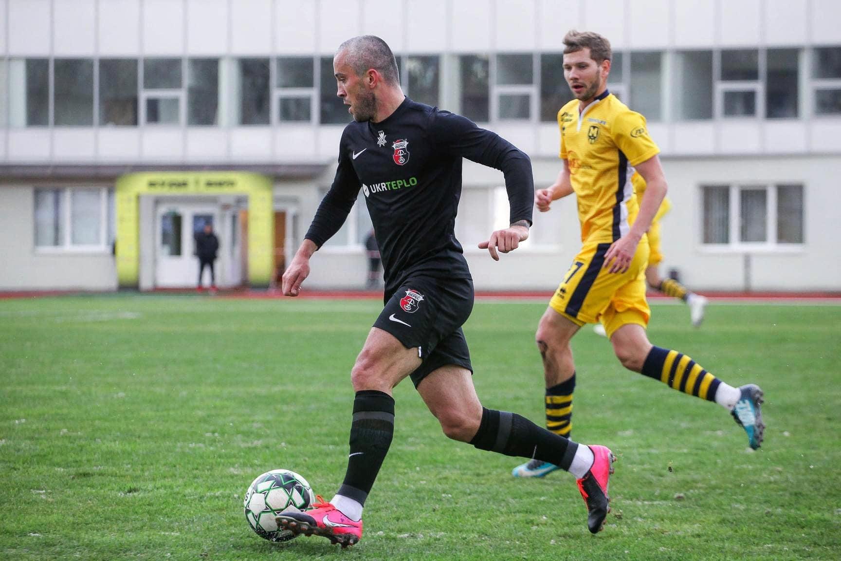 Збірна півріччя чемпіонату Першої ліги від UA-Футбол - изображение 11