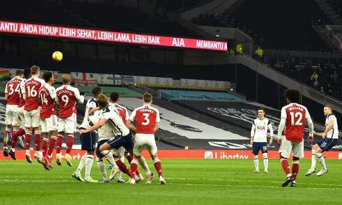Тоттенхем - Арсенал 2:0. У стилі Моуріньо - изображение 2