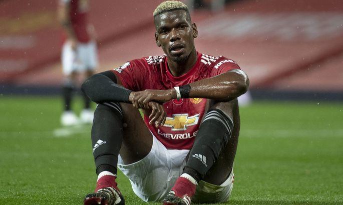 Манчестер Юнайтед хочет продлить контракт с Погба