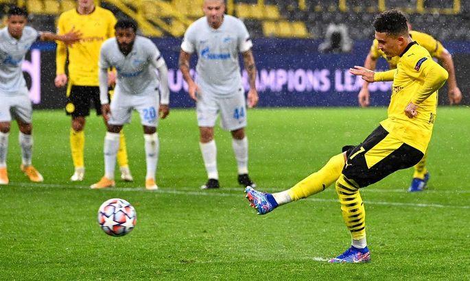 Зенит - Боруссия Дортмунд: Анонс и прогноз матча Лиги Чемпионов