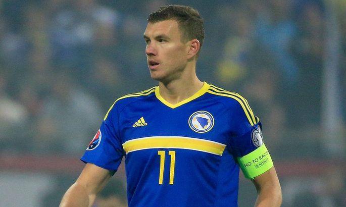 Джеко: Казахстан – одна из лучших сборных в этой сильной группе, а Украина уже много лет хорошо играет