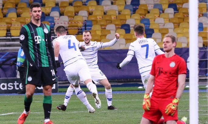 Динамо - Ференцварош 1:0. Відео голу і огляд матчу