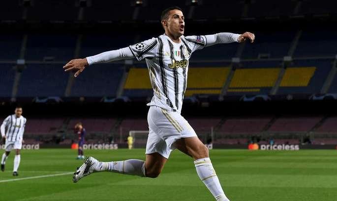 Барселона - Ювентус 0:3. Когда у Роналду есть команда, а у Месси - нет - изображение 1