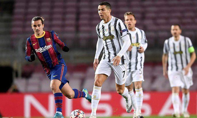 Барселона - Ювентус 0:3. Когда у Роналду есть команда, а у Месси - нет - изображение 2