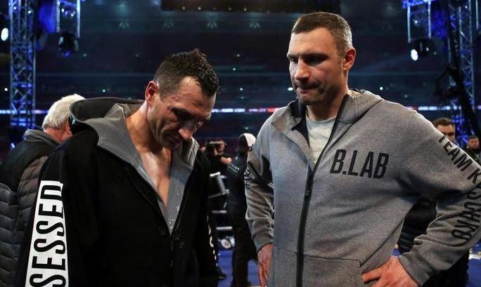 Какое место в иерархии легенд супертяжелого веса занимают братья Кличко?