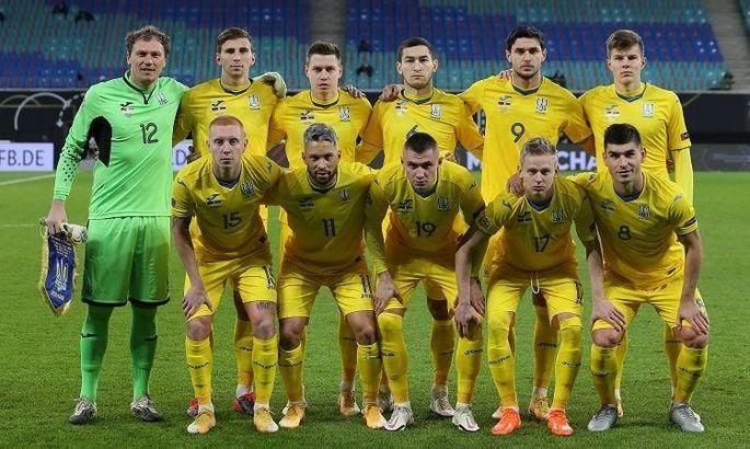 Підсумковий рейтинг національних збірних від ФІФА: Україна – між Австрією і Перу