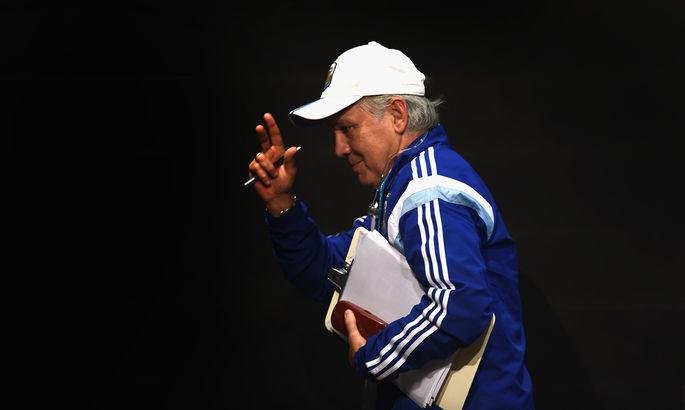 Алехандро Сабелья – просто, неспешно, разумно. В память о тренере, который вывел Аргентину в финал ЧМ