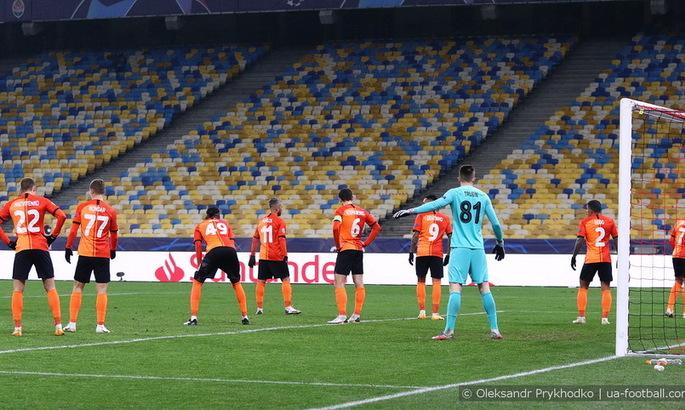 Рейтинг клубов УЕФА. Динамо не входит в топ-30, а Шахтер - вне топ-15. Заря держится в сотне