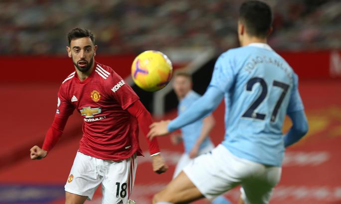 Манчестер Юнайтед - Манчестер Сити 0:0. Не так не могли, как не хотели рисковать - изображение 1