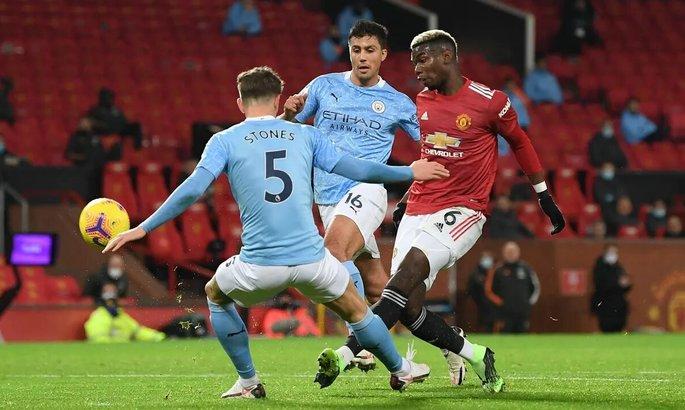 Манчестер Юнайтед - Манчестер Сити 0:0. Не так не могли, как не хотели рисковать - изображение 2