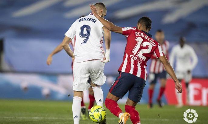 Атлетико - Реал. Анонс и прогноз матча чемпионата Испании