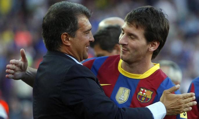 Жоан Лапорта сообщил, сколько процентов прибыли Барселоны дает Лионель Месси