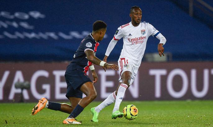 Лига 1. ПСЖ - Лион 0:1. Ткачи победили чемпиона и сломали Неймара