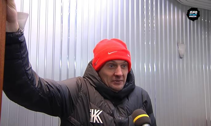 Селезнев: Если меня в челюсть ударили - то, может, был пенальти?