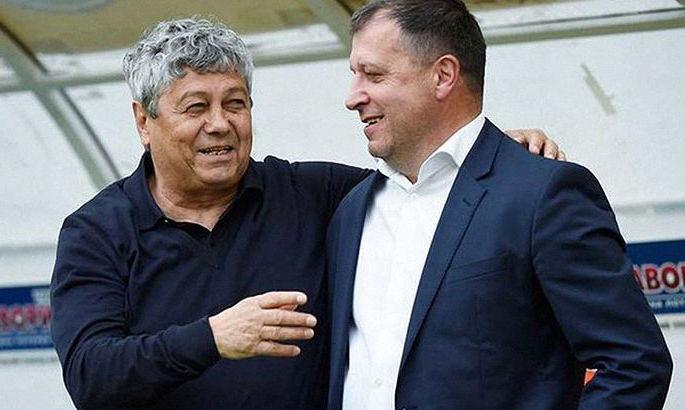 Юрий Вернидуб: Кто бы что не говорил, но Динамо изменилось под руководством Луческу
