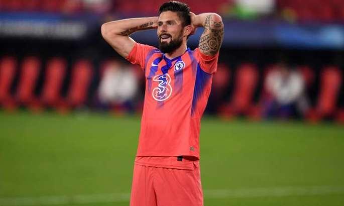 Жиру покинет Челси летом. Итальянские топ-клубы уже следят за ним