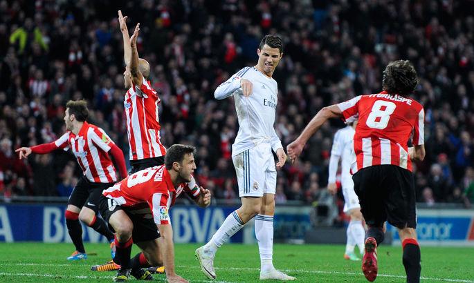 Матчи Реала с Атлетиком тоже зовутся Эль Класико. Баски ненавидят Мадрид