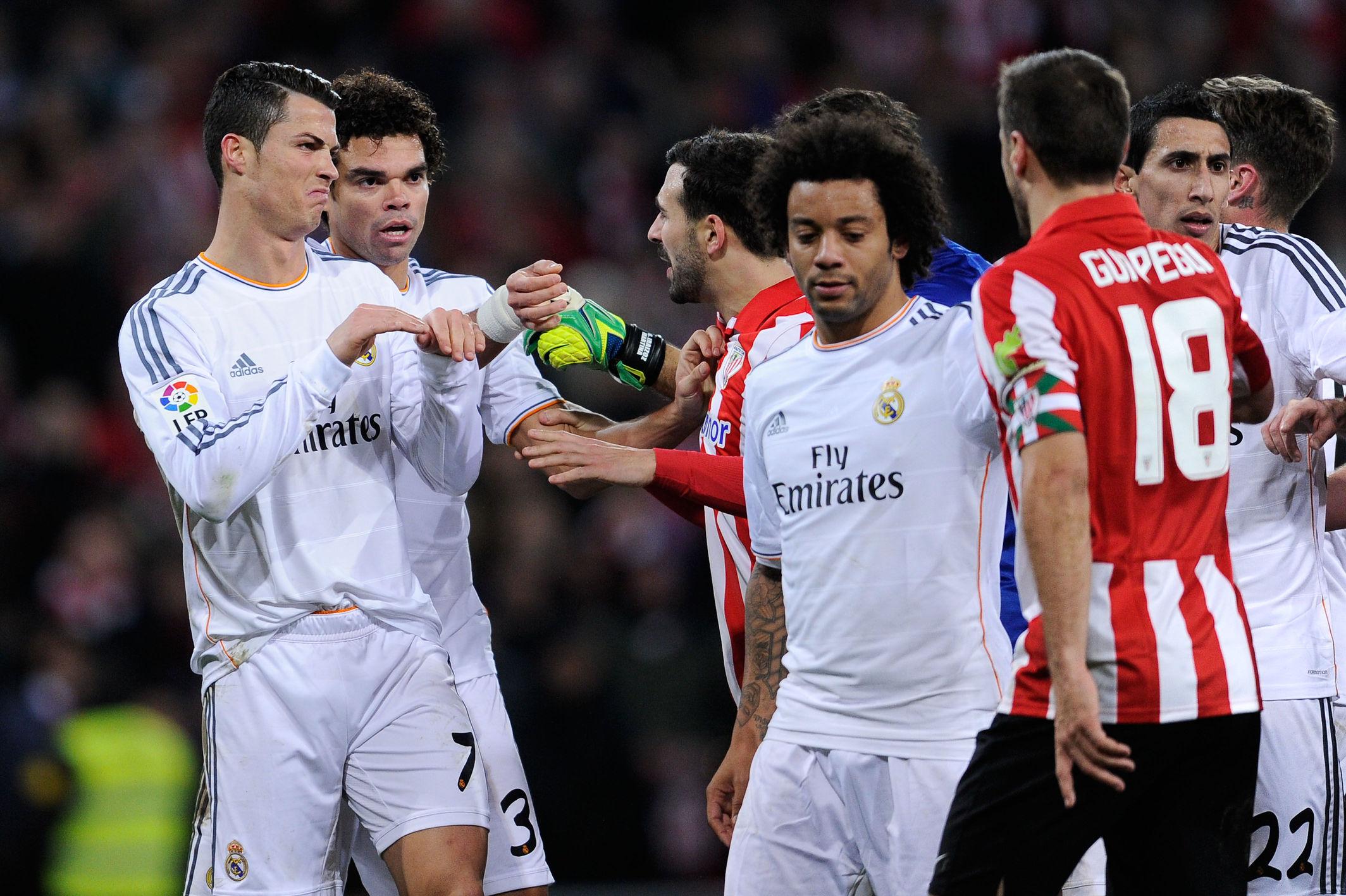 Матчи Реала с Атлетиком тоже зовутся Эль Класико. Баски ненавидят Мадрид - изображение 2