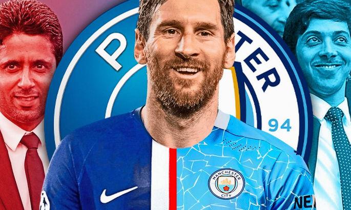 Пеп как козырь: Пари Сен-Жермен не помешает Манчестер Сити подписать Лионеля Месси