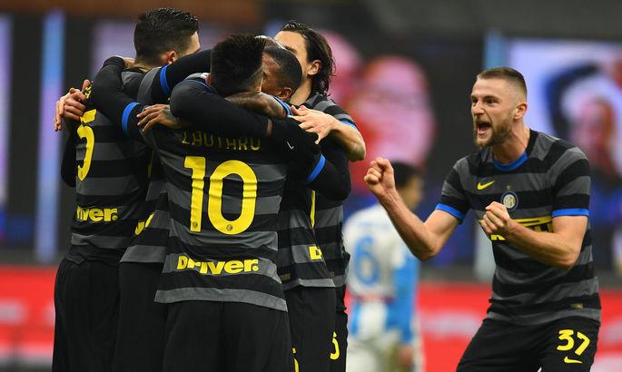 Лукаку карает, а Ханданович спасает. Интер – Наполи 1:0. Обзор матча и видео гола
