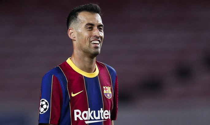Бускетс достиг отметки в 600 матчей в футболке Барселоны
