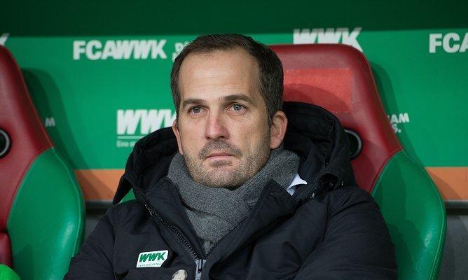 Баум покинул пост главного тренера Шальке