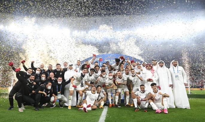 Очередной триумф Хави. Аль-Садд в 17-й раз выиграл кубок Катара