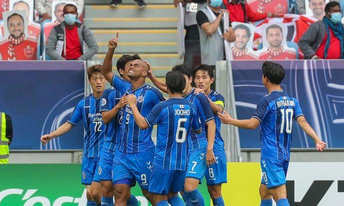 Корейский Ульсан Хендэ выиграл азиатскую Лигу чемпионов