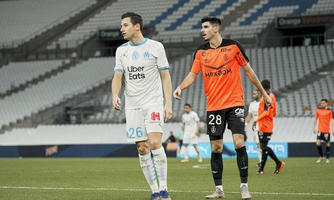 Лига 1. Марсель помешал сам себе, а Метц победил в лучших традициях Моуриньо