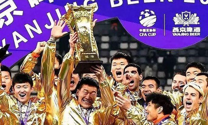 Команда Тейшейры уступила команде Кадара в финальном матче Кубка Китая