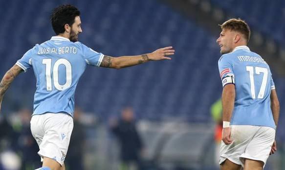Серия А. Лацио выигрывает свой финал у Наполи