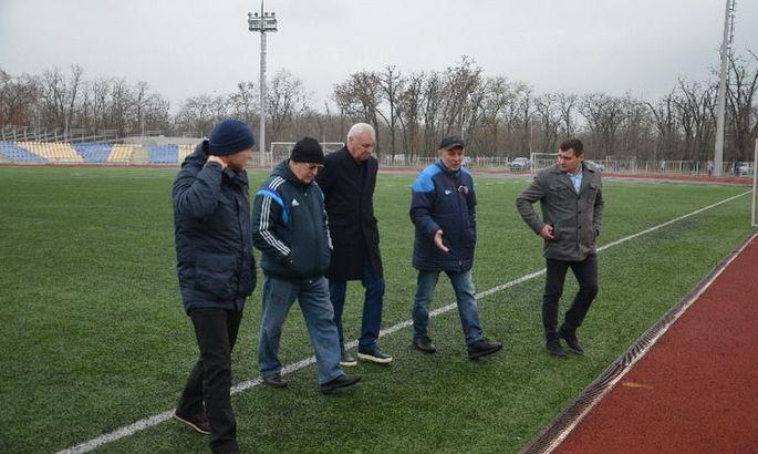 Александрия и Николаев могут принять матчи молодежной сборной Украины